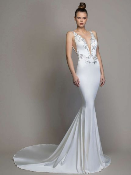 Ravishing Mermaid Wedding Dress