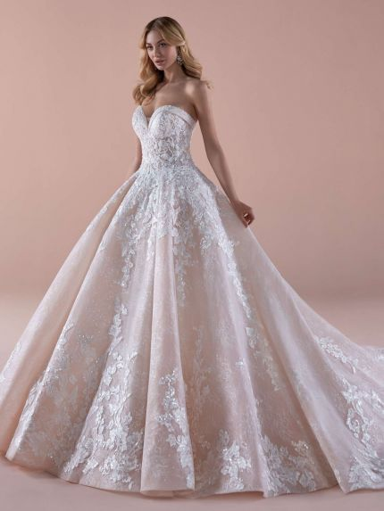 Ravishing Sweetheart Princess Ball Gown