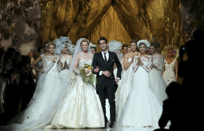 "WATCH: PRONOVIAS 2014 ""FIRST LOVE"" FASHION SHOW"